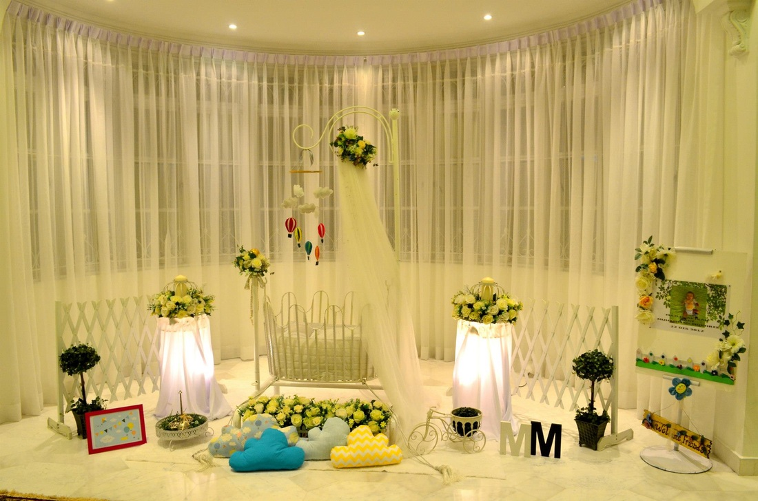 aqiqah fl event decor